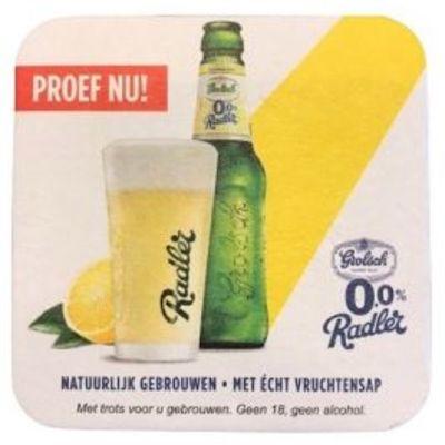 Grolsch Radler 0.0% Biervilt