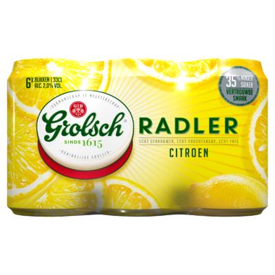 Grolsch Radler  regular