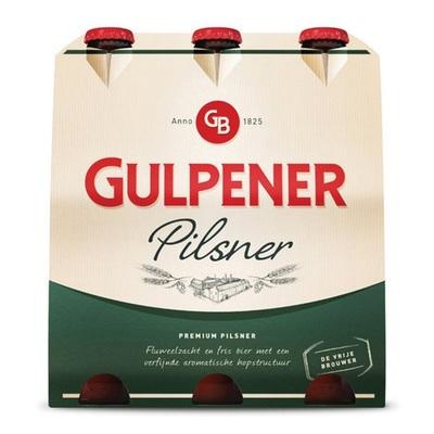 Gulpener Pils 6X30CL