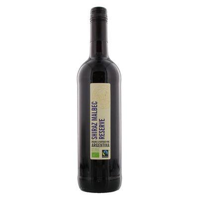 Intense Rode Wijn Shiraz-Malbec