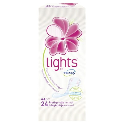 Tena Men Incontinentie Inlegkruisjes Protective Shield Extra Light