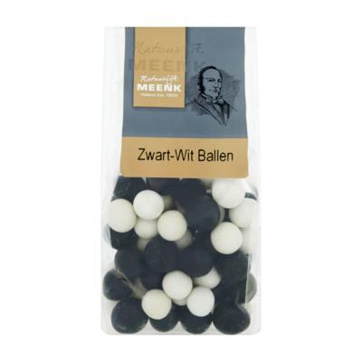 Natuurlijk Meenk Zwart-Wit Ballen