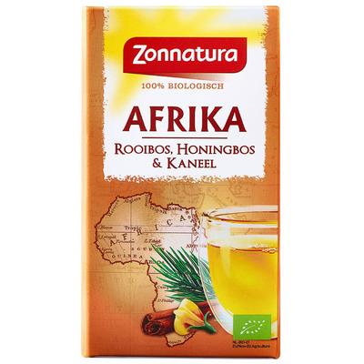 Zonnatura Afrika rooibos kaneel honing