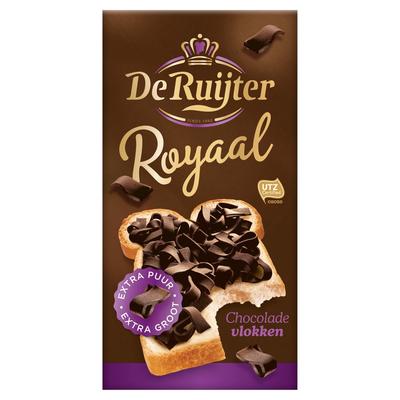 De Ruijter Royaal Chocolade Vlokken 300 g
