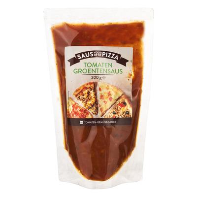 Pizzasaus tomaat groente