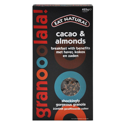 Eat Natural Granooolala cacao