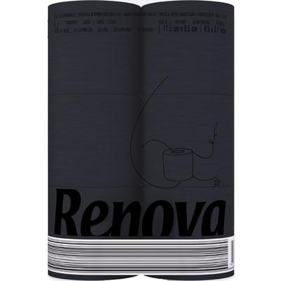 Renova Toiletpapier zwart