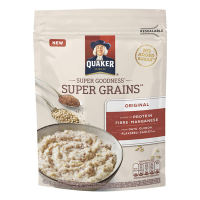 Quaker Super goodness orginal
