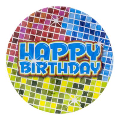 Folat Bordjes Birthday Blocks