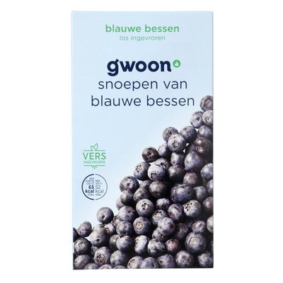 G'woon Blauwe Bessen