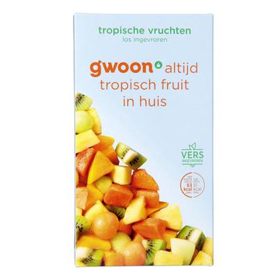 G'woon Tropische Vruchten