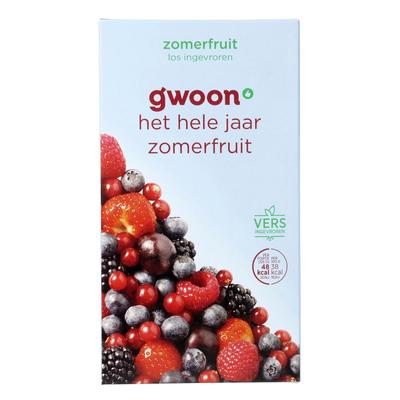 G'woon Zomerfruit