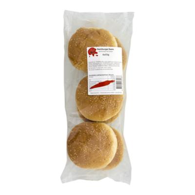 Bakkersland Hamburgerbroodjes