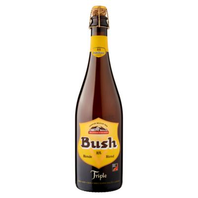 Bush Blond Triple Bier Fles