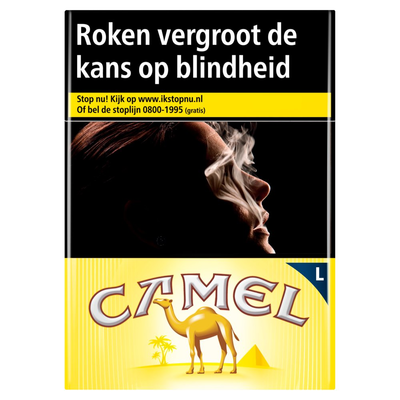 Camel Filters Box 22