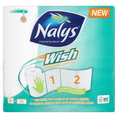 Nalys Wish keukenpapier