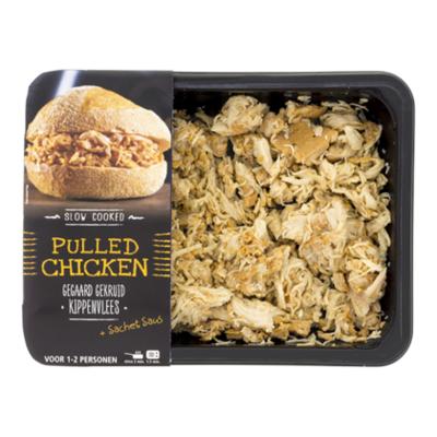 Brandenburg culinair Pulled chicken