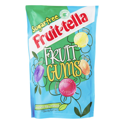 Fruittella Fruitgums suikervrij
