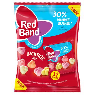 Red Band Luchtige uitdeelmix