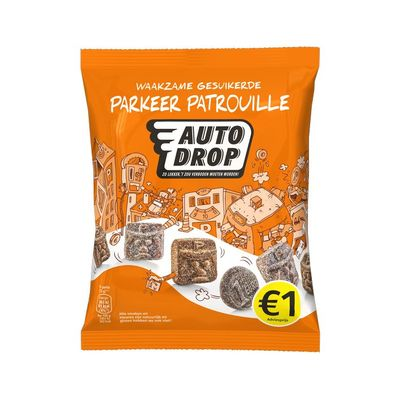 Autodrop Parkeerwachters mix