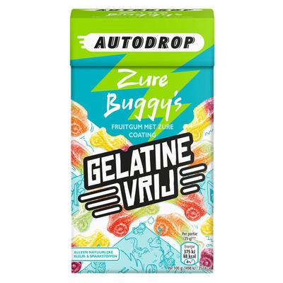Autodrop Zure buggy's mixdoos gelatinevrij