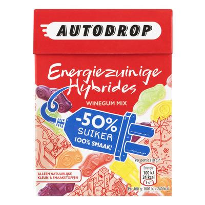 Autodrop Energiezuinige hybrides winegums