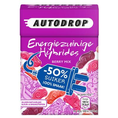 Autodrop Energiezuinige hybrides mix berry