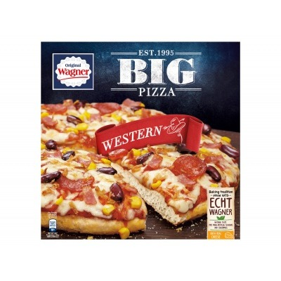 Wagner Big pizza western