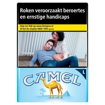 Camel Blue Box 22 Stuks