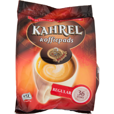 Kahrel Koffiepads regular