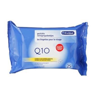 Kruidvat Q10 Gezichtsreinigingsdoekjes