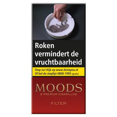 Moods Filter 5 Stuks