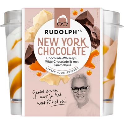 Rudolph's NY chocolate