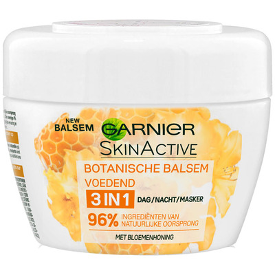 Garnier Skin naturals active botanical honey