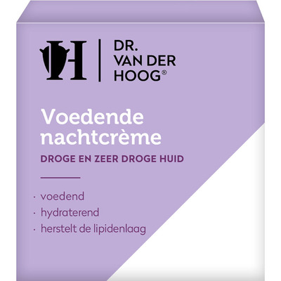Dr. van der Hoog Voedende nachtcrème