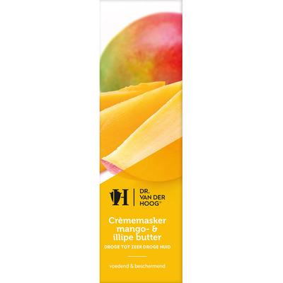 Dr. van der Hoog Crèmemasker mango & illipe butter