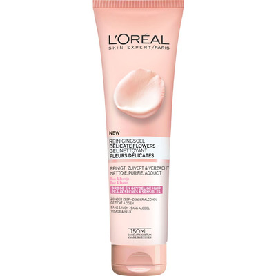 L'Oréal Dermo expertise delicate flowers wash