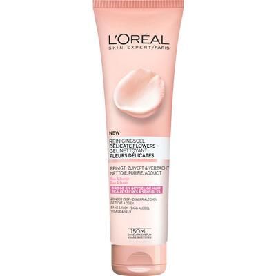L'Oréal Dermo expertise delicate flowers wash