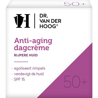 Dr. van der Hoog Anti-aging dagcrème 50+