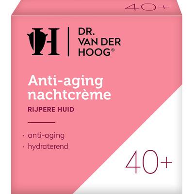 Dr. van der Hoog Anti-aging nachtcrème 40+