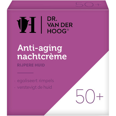 Dr. van der Hoog Anti-aging nachtcrème 50+