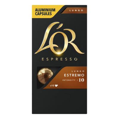 L'OR Espresso lungo estremo koffiecapsules