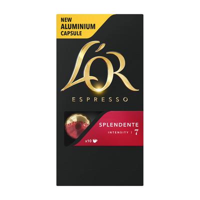 L'OR Espresso capsules splendente