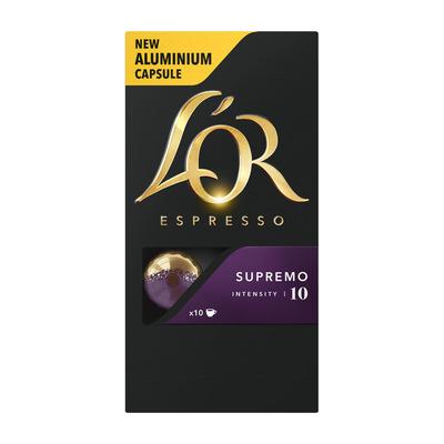 L'OR Espresso capsules supremo