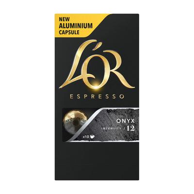 L'OR Espresso capsules onyx