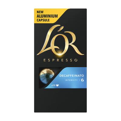 L'OR Capsules decaffeinato