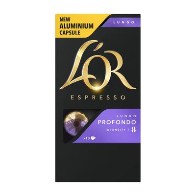 L'OR Espresso capsules lungo profondo