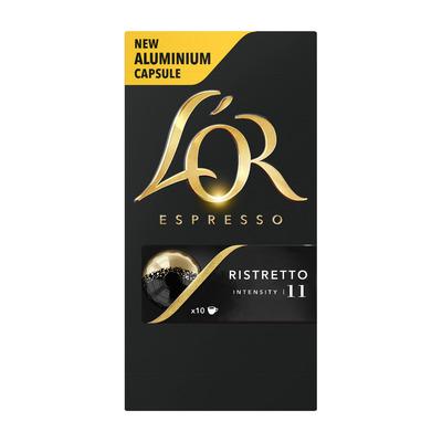 L'OR Espresso capsules ristretto
