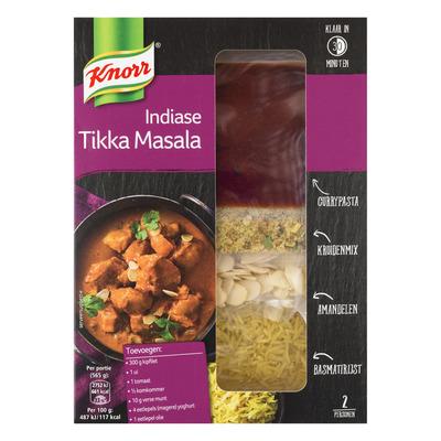 Knorr Wereldspecials tikka masala