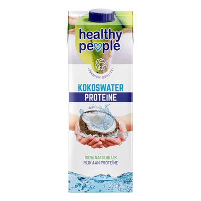 Healthy People Protein kokoswater 100%